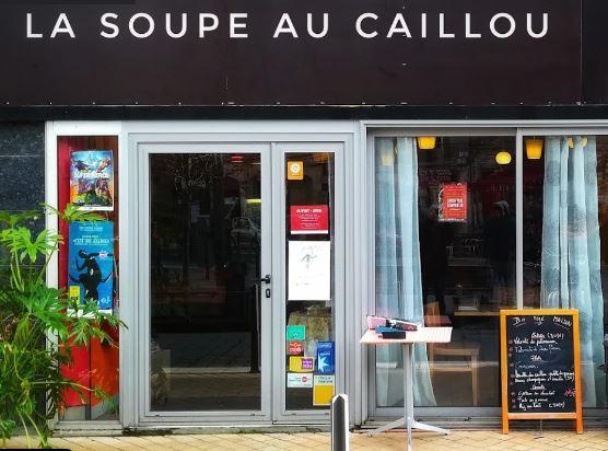 La Soupe au Caillou Bordeaux restaurant végé