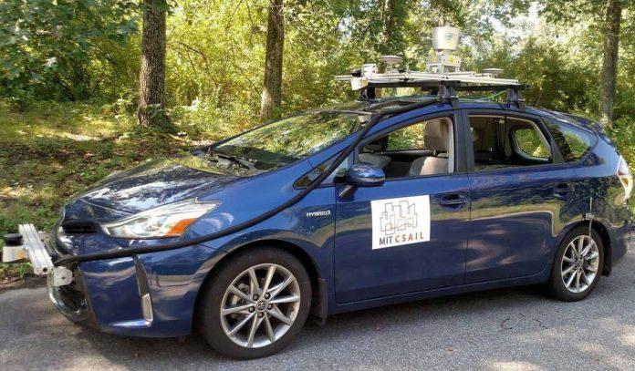 Voiture-autonome-MIT-CSAIL