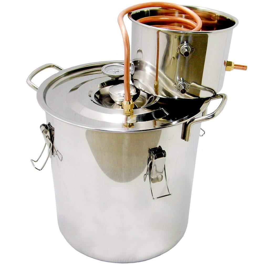 distillateur pour fabriquer ses huiles essentielles