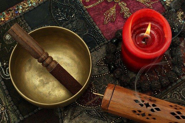 encens bougies nocifs pour la santé  dans la maison