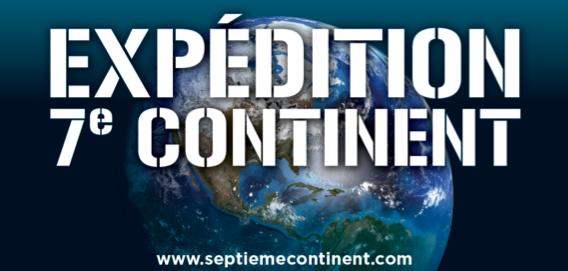 expédition 7ème continent de plastique