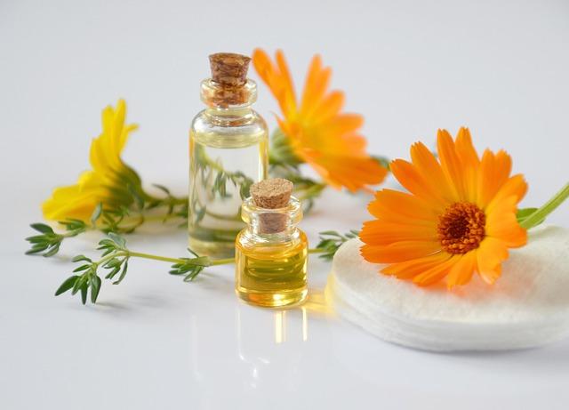 huiles essentielles intérieur parfumé