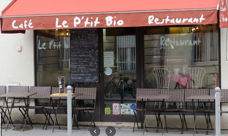 p'tit bio restaurant éco-responsable à Bordeaux