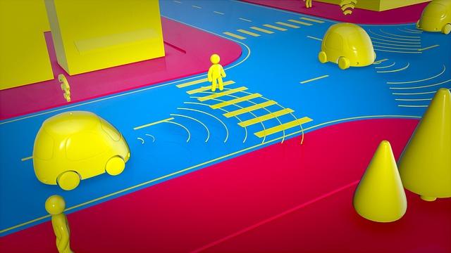 voiture autonome simulation