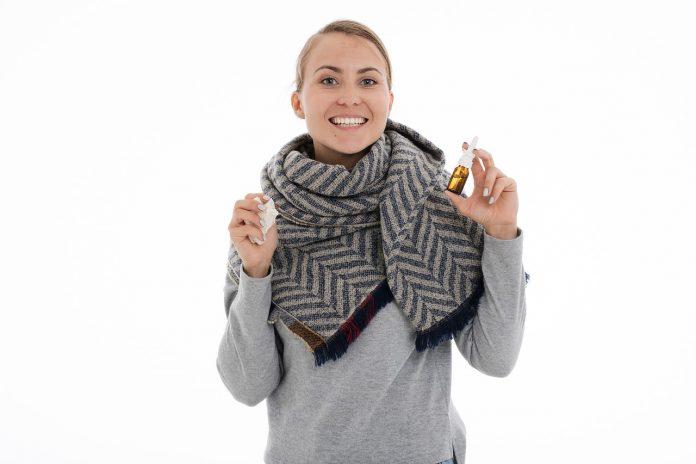 soigner un rhume avec les huiles essentielles
