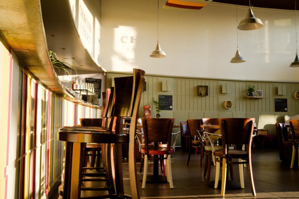 Chacun sa part éco restaurant à La Roche sur Yon