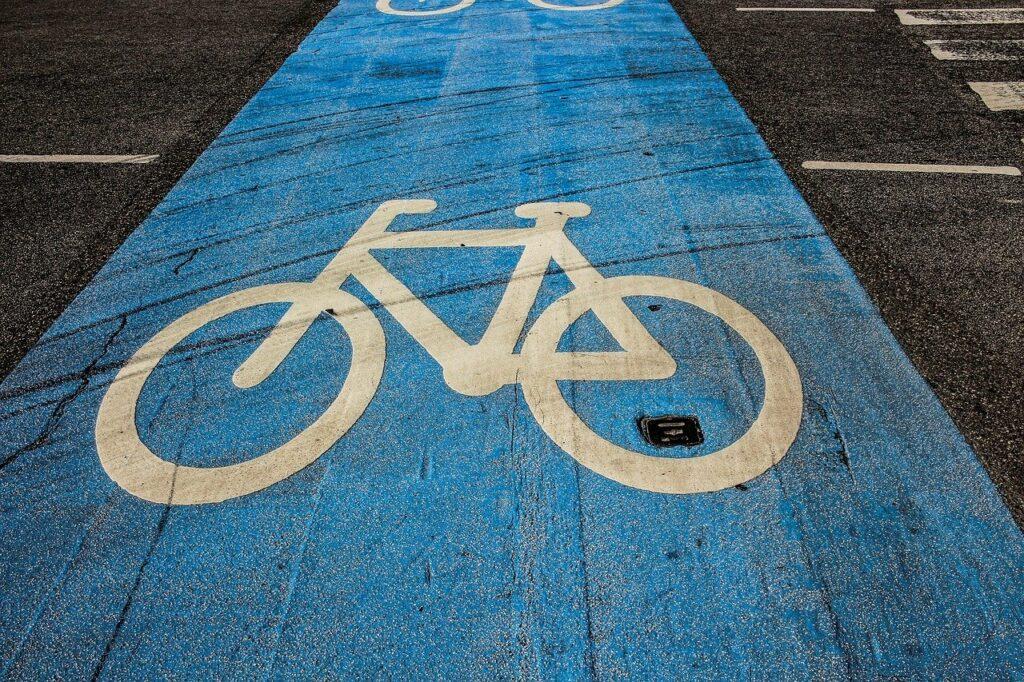 pistes cyclables pour développer la pratique du vélo
