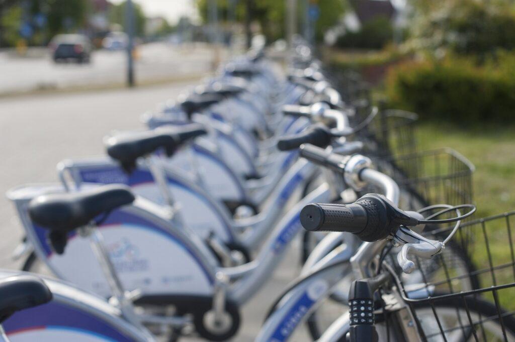service de vélos partage pour plus de vélo sur la route