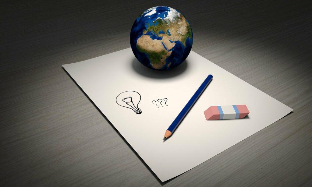 Idée pour sauver la planète