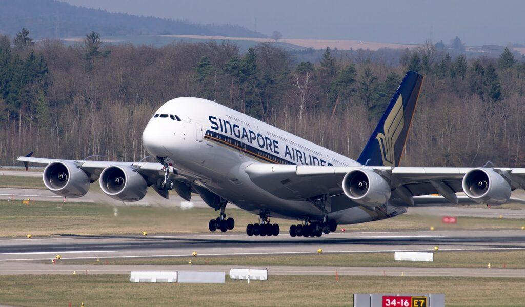 Singapour annule ses vols pour nulle part