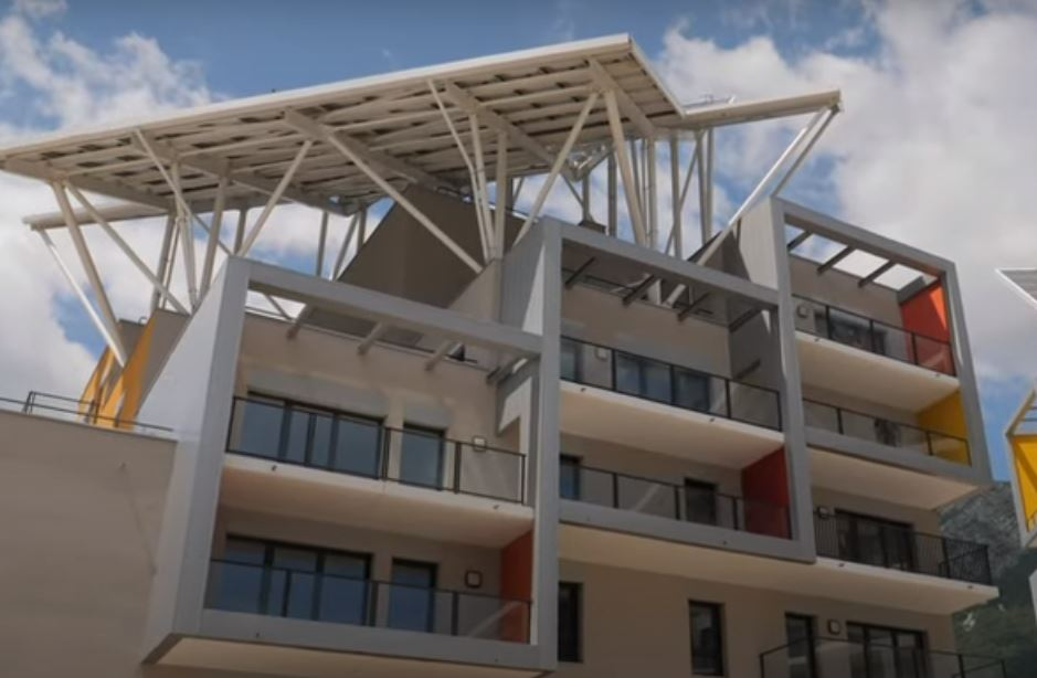 bâtiments économes en énergie