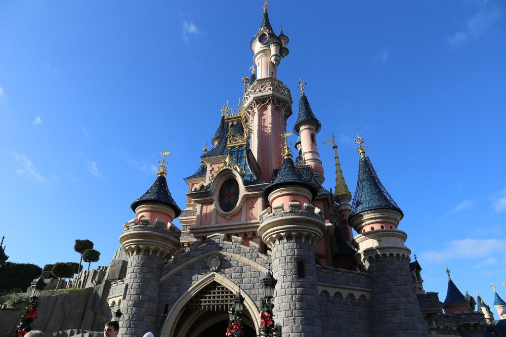 disneyland attraction tourisitique eco friendly