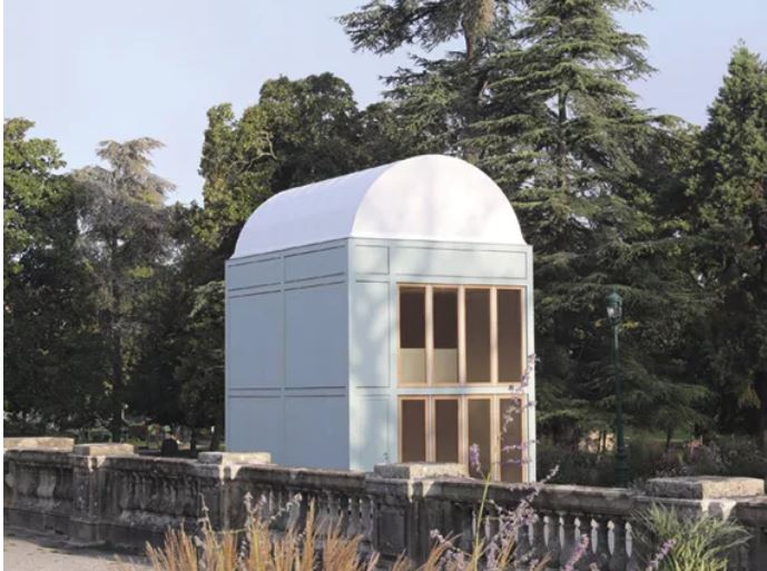 proto-habitat modulable, nomade et durable