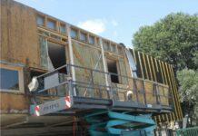 rénovation énergétique école Pra d'Estang à Grasse