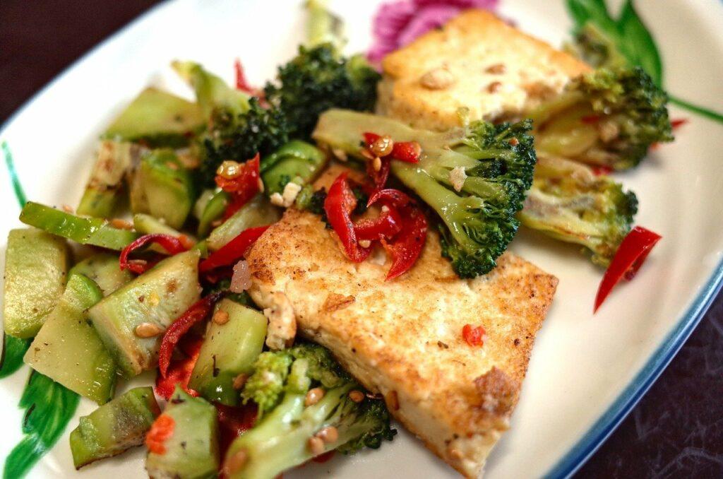 steak de tofu