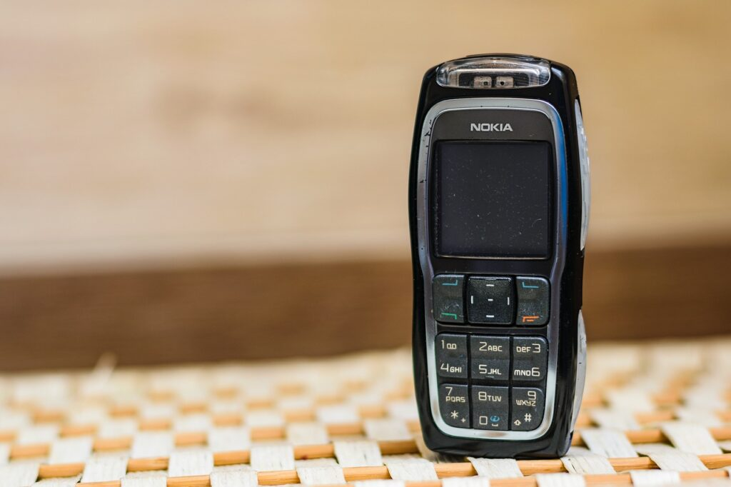 vieux Nokia à vendre